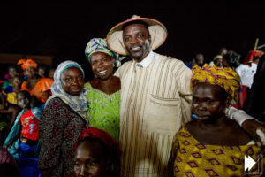 Akon in Africa