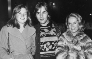 Melanie Griffith, Don Johnson, and Tippi Hedren at an event for The Harrad Experiment