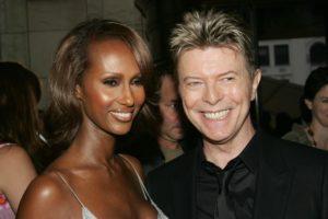 Iman & Bowie