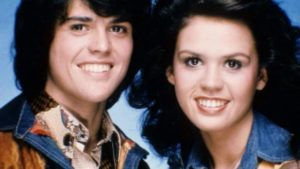 Donnie and Marie Osmond