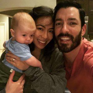 Drew Scott Family