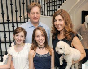 Steve Eisman Family