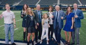Jerry Jones Family