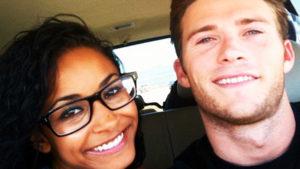 Scott Eastood With Girlfriend