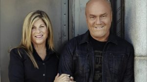 Greg Laurie With Wife