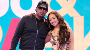 Master P with wife