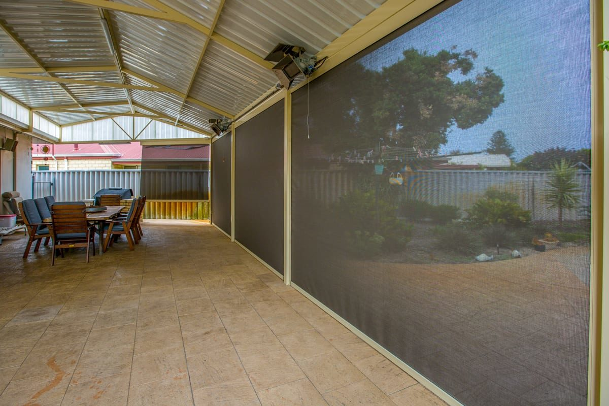 Consider When Ing Outdoor Blinds