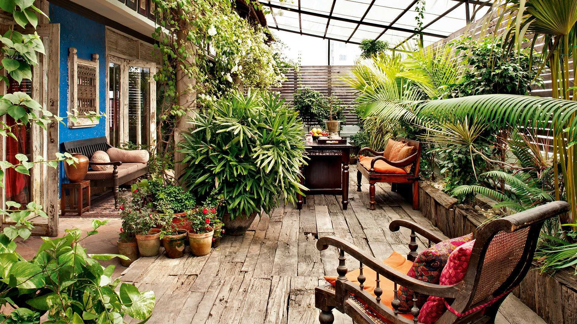 7 Tips To Give Your Terrace Garden A Stunning Look - 2020 ...