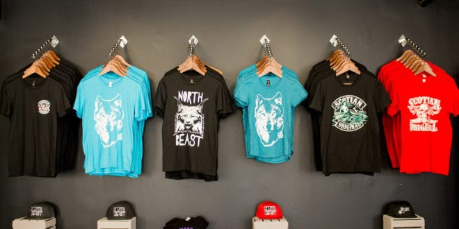 company t-shirt printing