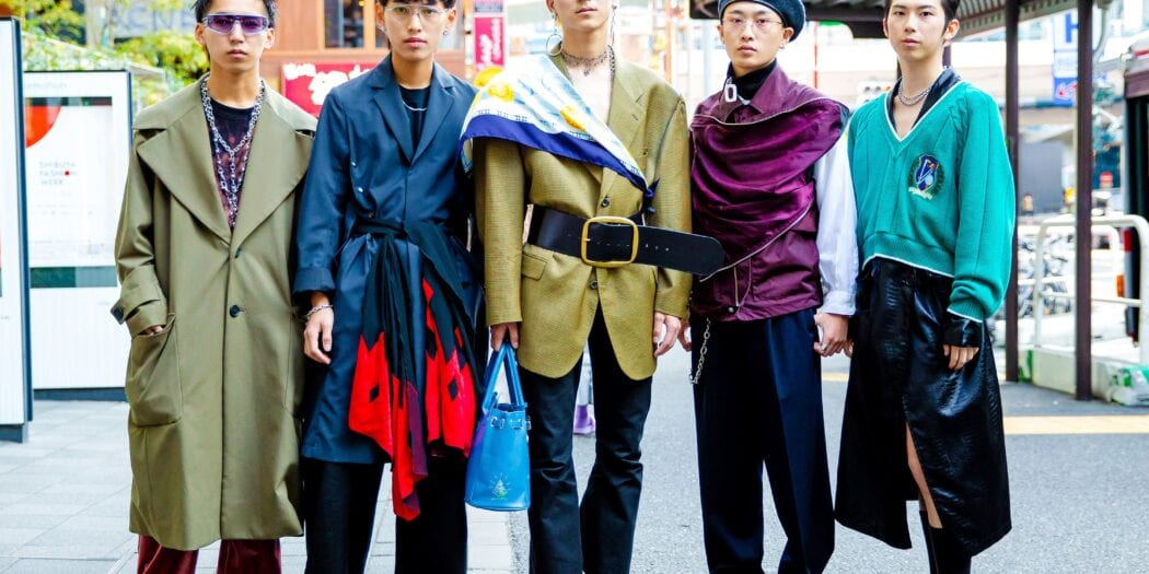15 Japanese Outfits That is Leading The Fashion Week For Now