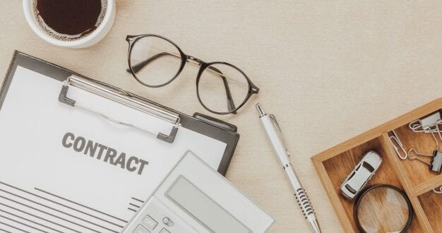 5 Ways Your Contract Management Process Be Improved